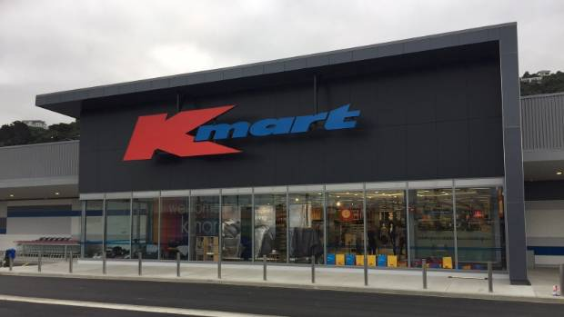 Whats with our kmart obsession stuff the kmart petone store that opened with a bang reheart Choice Image