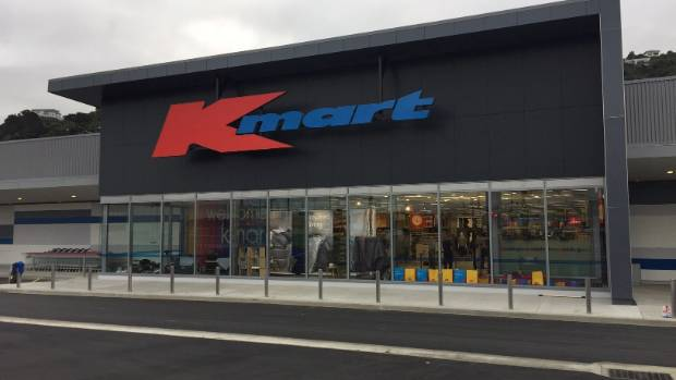 Kmart Petone opened on June 1. Blenheim is to get its own Kmart by Christmas 2018.