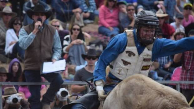 Gajkowski was Australian champion for steer riding at the age of 14, his mother says.