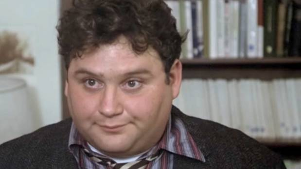Stephen Furst was best-known for playing Flounder in the 1978 university comedy Animal House.