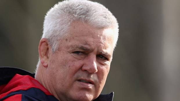 Warren Gatland's call-ups will likely be facing the Chiefs in Hamilton on Tuesday.