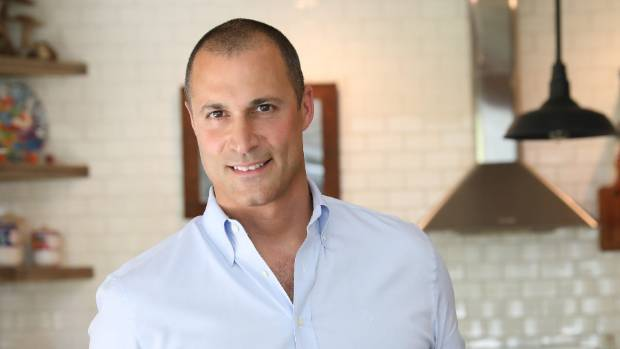 "America's Next Top Model judge Nigel Barker said it was ""love at first sip"" with Invivo Wines' pinot noir."
