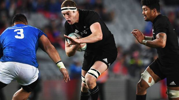 Brodie Retallick says the All Blacks will be ready for what's coming in the opening test against the Lions.