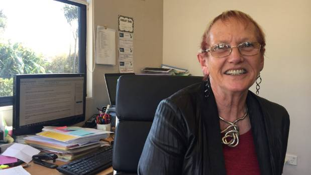 Sue Walters said her school needs a new classroom to cope with a roll increase.