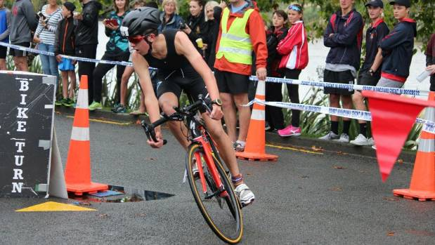 Queenstown's triathlete Reuben Thompson is moving to Cambridge to follow his sport goals, study and train at St Peter's ...