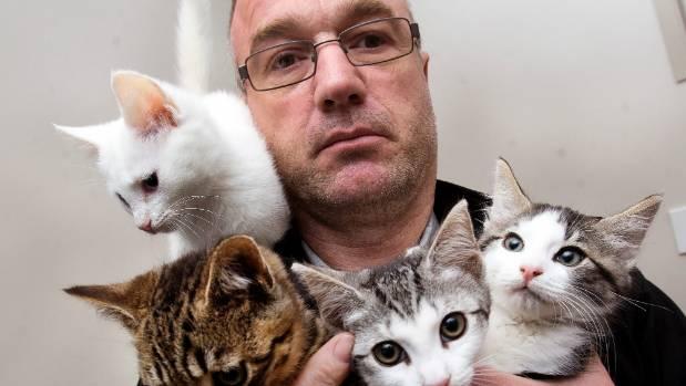 Manawatu SPCA general manager Danny Auger.