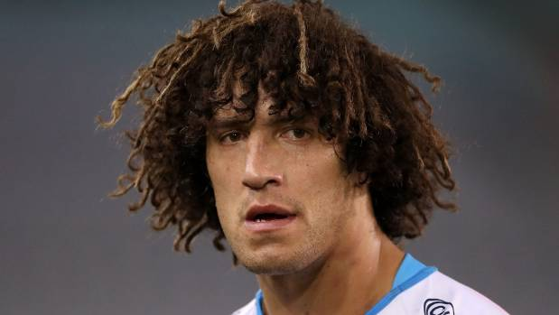 Kevin Proctor played in the round 15 NRL match between the South Sydney Rabbitohs and the Gold Coast Titans.