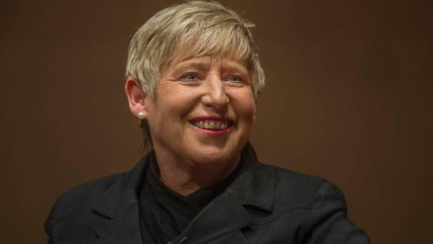 Christchurch Mayor Lianne Dalziel.