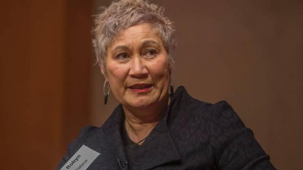 Te Runanga o Ngai Tahu director of earthquake response and recovery Robyn Wallace.