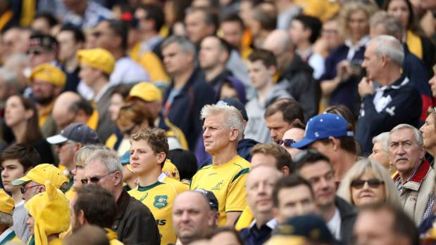 Glum faces at the Wallabies v Scotland test on Saturday reflect the state of play in Australian rugby.