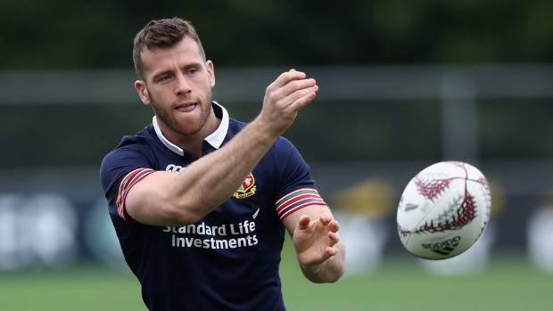 Welsh halfback Gareth Davies is one of Gatland's six called up on Saturday.