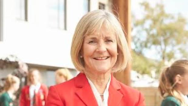 St Margaret's College executive principal Gillian Simpson.