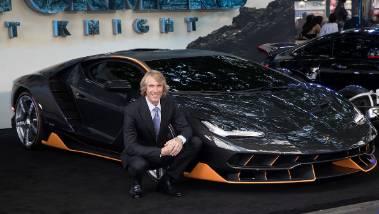 Lamborghini Centenario Shines At Premiere Of Transformers The Last