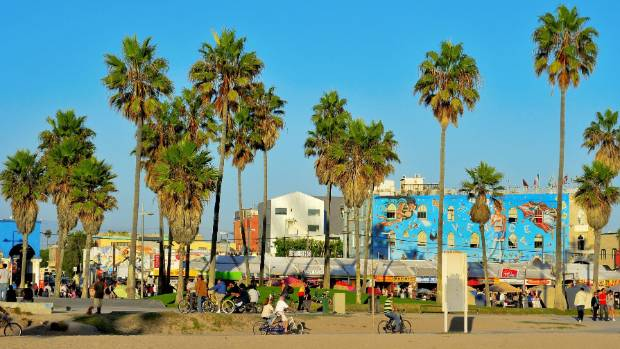 It's summer now in LA, and what better place to people-watch than Venice Beach?