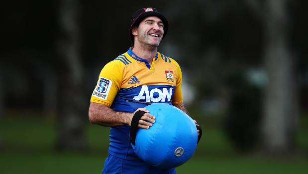 Stephen Donald's trademark show-and-go manoeuvre will be something to keep an eye on when the Chiefs take on the Lions.