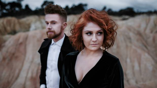 Arrowtown's Isla and Finley Brentwood will perform at Queenstown Winter Festival.