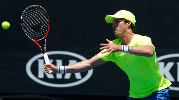 New Zealand's Marcus Daniell had a win in the first round of doubles at the ATP 500 Queens tournament.