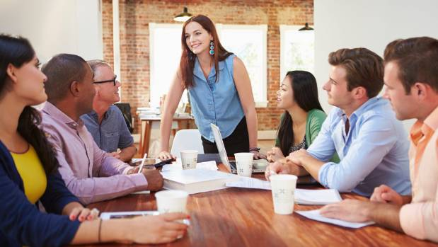 Female managers are viewed negatively if they don't focus on building relationships with their staff, Massey University ...