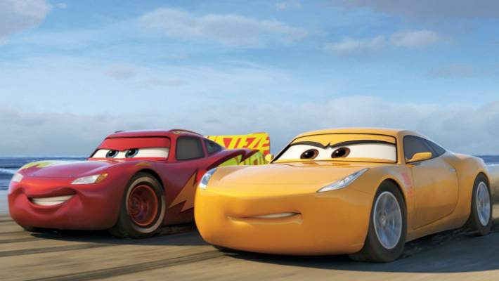 Movie Review: Cars 3 - an ode to old-school racing | Stuff co nz