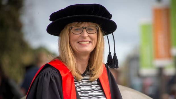 Massey University PhD graduate Jane Hurst said female managers needed to be supported to meet the expectations of their ...