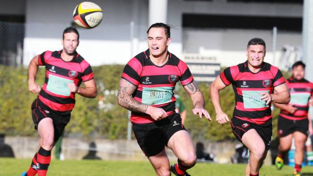 """Waikato coach Sean Botherway says Guildford has """"excelled"""" for Old Boys."""