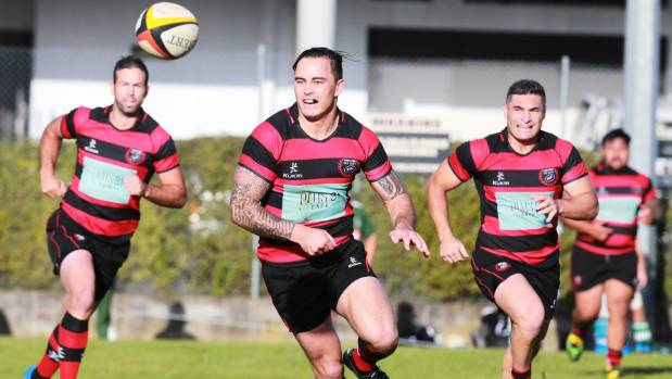 Zac Guildford will be a dangerman for Hamilton Old Boys in the Waikato premier club rugby final against Otorohanga.