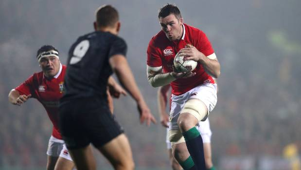 Peter O'Mahony is the leading contender to captain the Lions in the first test.