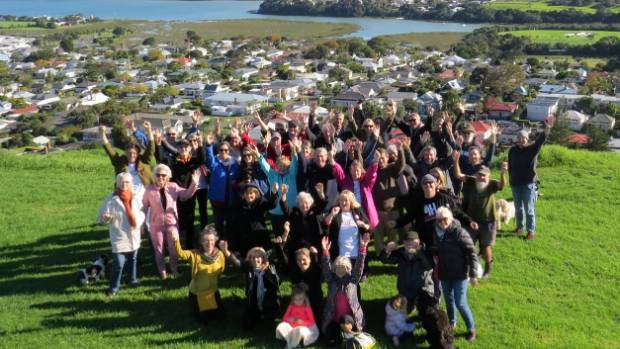 The Devonport Peninsula Precincts Society want to have say on developments in their area.