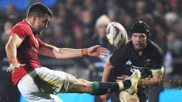 The Lions victories have been based on shrewd kicking from halfback Conor Murray.