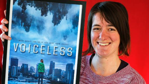 Timaru author Rachel Wilson, 24, is getting ready for the launch of her first novel, Voiceless, on July 11. The sequel, ...