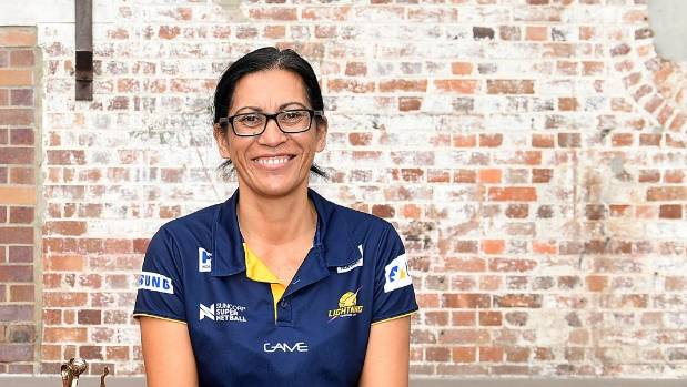 Noeline Taurua achieved instant success at the Sunshine Coast Lightning.