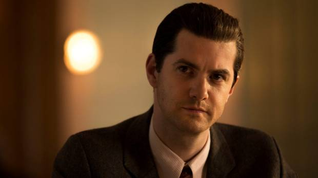 Jim Sturgess plays Army Captain Callum Ferguson in Close to the Enemy.