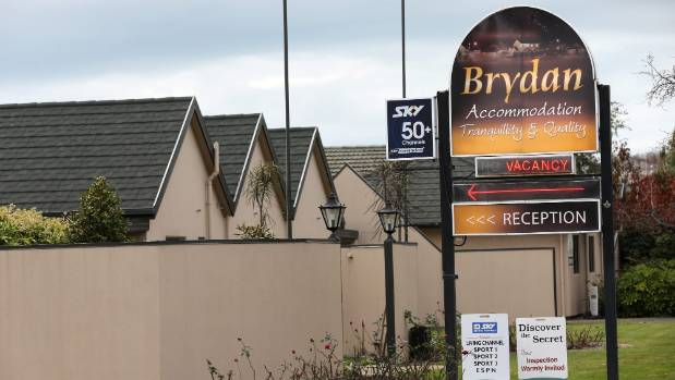 The Ministry of Social Development's application to use Brydan Motel, in the Blenheim suburb of Springlands, has led to ...
