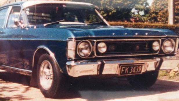 A distinctive blue metallic 1970 XW Fairmont, registration FK3439, was stolen from an Oamaru garage earlier this month.