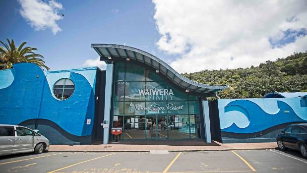 Waiwera Thermal Resort has cut its operating hours for a refurbishment casuing angst for staff and residents who rely on ...