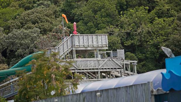Waiwera Thermal Resort has long received flak for being rundown and there's been talk of adding new slides for years.