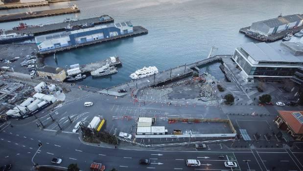 A new Willis Bond, five-storey development is set for council's Site 9 on Wellington's waterfront.