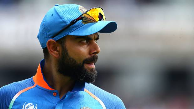 India captain Virat Kohli has a history of clashing with opponents, and now he's clashed with his coach.
