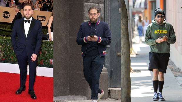 Twitter users can't get over Jonah Hill's dramatic weight loss