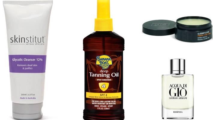 In my grooming bag: JW Sam | Stuff co nz