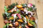 This stunning winter salad is a meal in itself.