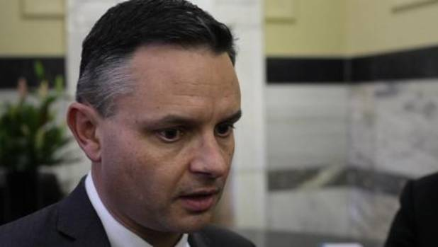 Green Part co-leader James Shaw said a difficult conversation must happen.