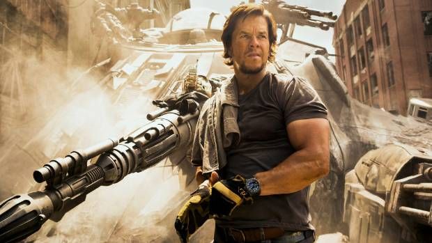 Mark Wahlberg returns for more Bayhem in Transformers: The Last Knight.