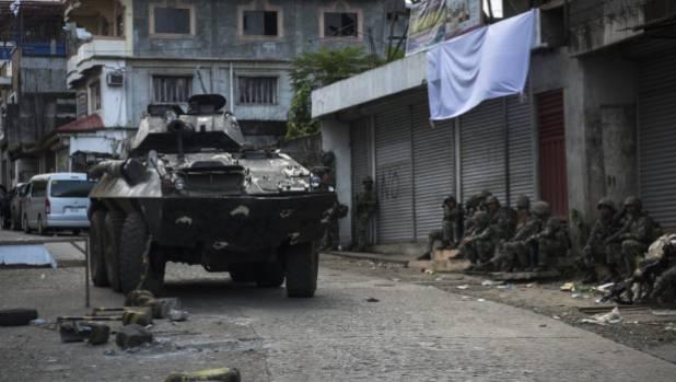 Daesh affiliated militants storm school in Philippines
