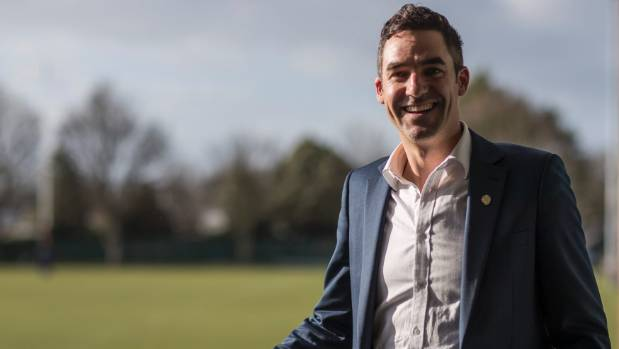 """CRFU chief executive Nathan Godfrey says the scholarships are """"a big step in the right direction"""" for evening out the ..."""