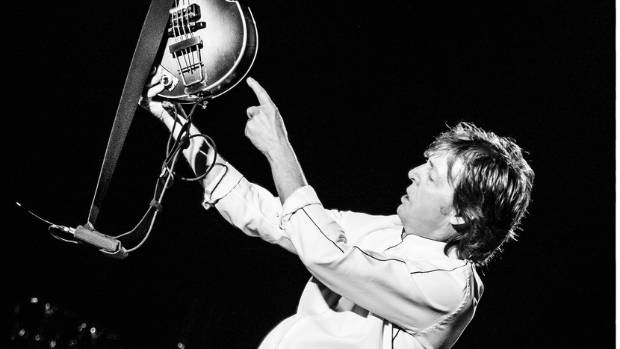 Sir Paul McCartney last performed in New Zealand 23 years ago.