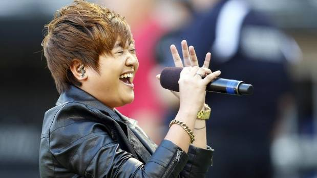 Singer Charice changes name to Jake Zyrus