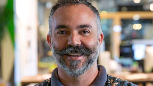 Vend founder Vaughan Rowsell would still like to finish his degree.
