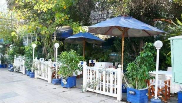 Seafood restaurant Peurto Marisko in Las Condes, Santiago, Chile where the victim was drugged.