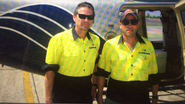 Former Macquarie Bank investment advisers Stefan Whiting, left, and Michael Rosenbaum.